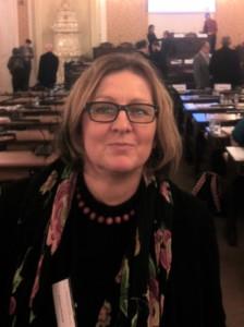 Kateřina Jechová na konferenci o bezdomovectví